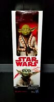 Star Wars The Empire Strikes Back 12 inch Yoda Action Figure disney by Hasbro