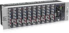 Behringer Rx1202Fx Eurorack Pro Mezclador de montaje en rack