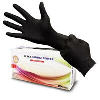 🇺🇸Nitrile Examination Gloves, SIZE XL, Box of 100, 6 mil! 1-3 DAY SHIPPING🇺🇸