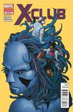 X-CLUB (2011) #3 OF 5 REGENESIS VF/NM
