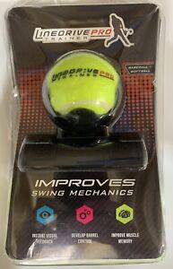 Line Drive Pro Trainer Baseball-Softball Batting Swing Training Aid- Hitting