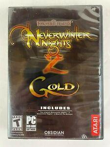 Neverwinter Nights 2: Gold (PC, 2006)