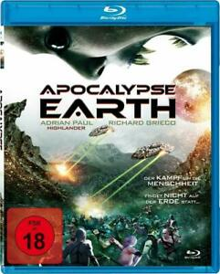 AE: Apocalypse Earth - NEW Blu-Ray Disc - Adrian Paul - Richard Grieco - 2013