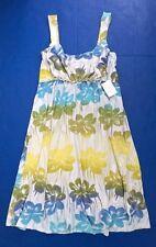FRESH PRODUCE Large Vapor Gray SPRING FLING Impromptu Dress $89 NWT New L
