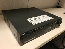 USED PELCO DX4616 VIDEO RECORDER 16 ANALOG, 2TB