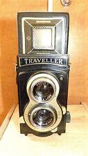 Photo cameraTraveller Super Reflex N°120 double lens super lens for 6x6 film