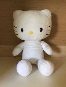 "16"" Build A Bear Workshop Hello Kitty plush White T30"