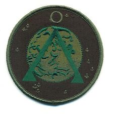 STARGATE SG1 PROJECT OLIVE DRAB PATCH - SGPod