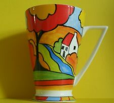 Queens By Churchill River Cottage Mug, Multi-Colour, 230 ml Cup