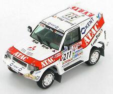 Mitsubishi Pajero Evo  Strigo - Cattarelli Dakar 1999 1:43