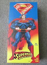 Superman Man of Steel #27591 DC Comics 1996 Kenner Action Figure NIB
