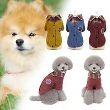 Haustiere Hund Katze Kleidung Jersey Strick Wärme Weste Kleidung S M L XL XXL DE