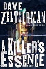 A Killer's Essence: A Novel - New - Zeltserman, Dave - Hardcover