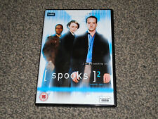 SPOOKS : SERIES TWO (2) - 5 DISC BBC DVD IN VGC (FREE UK P&P)
