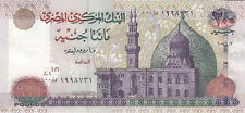 EGYPT 200 EGP 2007 P-68 MWR-RK2 SIG/ OQDA #21b REPLACEMENT 100 LARGE EDITION UNC