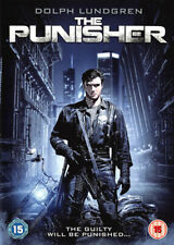 The Punisher DVD | (Dolph Lundgren) (1989)