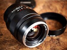 Zeiss 35mm f/2 Distagon T* ZE Lens for Canon - Near-Mint