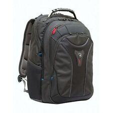 """Wenger 600637 Carbon 17"""" MacBook Pro Backpack (black"""