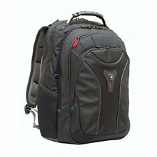 Wenger Carbon Backpack Black 17&quot Apple MacBook Pro