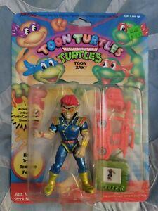 Teenage Mutant Ninja Turtles Toon Turtles 1992 Toon ZAK Brand New Sealed