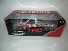 Die Cast #12 Toyota Tundra Race Truck, 1:24 scale, New