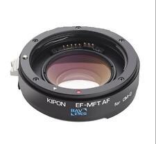 KIPON Baveyes Autofocus 0.7x Adapter for Canon EOS EF Lens to Micro 4/3 MFT OM-D
