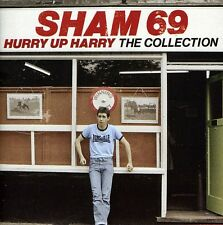 Sham 69 - Hurry Up Harry: Collection [New CD]