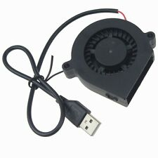 GDSTIME 5V 60mm x 15mm USB Power Blower Fan Exhaust Cooling Fan Computer 60x15mm