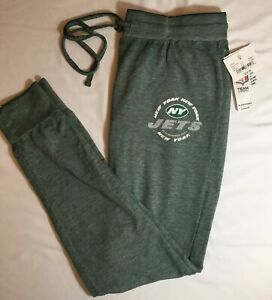 New York Jets Women's Sleepwear Pants Size Small and Large, NFL
