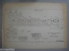 ITT/GRAETZ Joker 834 Schaltplan