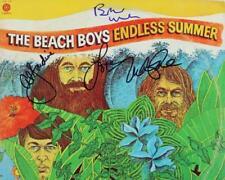 REPRINT - BEACH BOYS Rare Signed  8 x 10 Glossy Photo Poster RP Brian Wilson