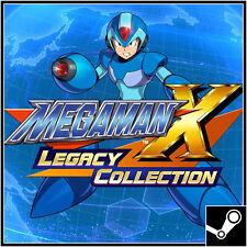 Mega Man X Legacy Colección-Vapor cd-key-PC y MAC [global] instantáneo