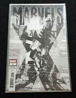 MARVEL COMICS MARVELS #1 BLACK AND WHITE PARTY SKETCH VARIANT 1 PER STORE