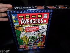 THE AVENGERS MARVEL COMICS COLLECTOR EDITIONS 1999 TOY BIZ FIGURES WASP HULK
