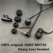Genuine Sony Stereo Headset Earphones MH750 For Xperia Z Z1 Z2 Z3 Z5  wholesale