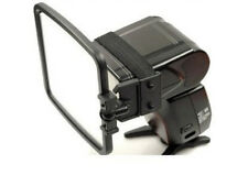 Flash diffuser 4 color For Canon 580EX 550EX 430EX SB800