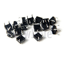 30X Microtaster Mikro Schalter Tactile Switch 4pin DIP 6x6x4.3mm GE