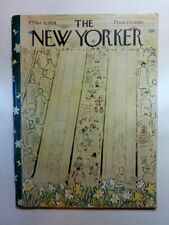 The New Yorker, Mar. 8, 1958 Diverse: