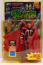 SPAWN Vintage Action Figure Flying Cape Spawn 1995