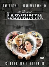 Labyrinth (DVD, 2004, Collectors Box)