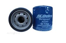 AC092 / Z663 - AC DELCO Holden VE / VF V8 Commodore Oil Filter -