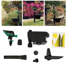Solar Motion Activated Water Animal Repellent Pest Repeller Deterrent Sprinkler