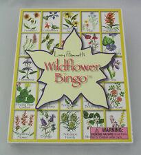 LUCY HAMMETT'S WILDFLOWER BINGO - BRAND NEW SEALED - #2477 - FUN FOR FLOWER CLUB
