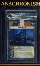 TRI KING 1 BOOSTER ANACHRONISM ARMINIUS VF