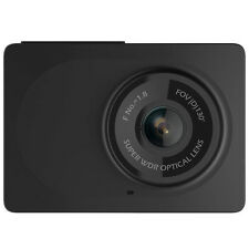 "Original Black Xiaomi Yi 2.7"" Screen HD 1080P WIFI Car Dashcam Cam Camera DVR FR"