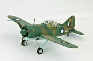 HOBBY MASTER BREWSTER BUFFALO A51-13, 25 Squadron RAAF Dunreath, Australia 1942