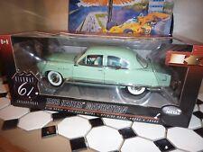 Highway 61 1/18 Scale diecast - 50349 1953 Kaiser Manhattan Light Green