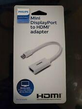 Philips Mini DisplayPort to HDMI Adapter - White (SWV9200F/37)