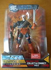 DC Universe Classics Series 3 DEATHSTROKE UNMASKED Variant action figure
