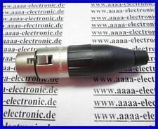 Amphenol XLR nc5fx cable Connector female 5 polos nuevo 1 unid.